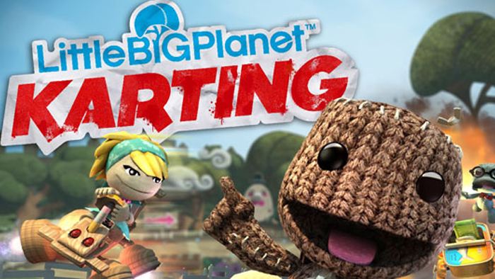 Little Big Planet - Karts